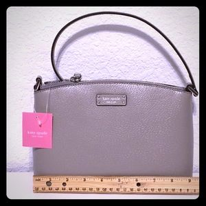Kate Spade Jeanne Crossbody Soft Taupe